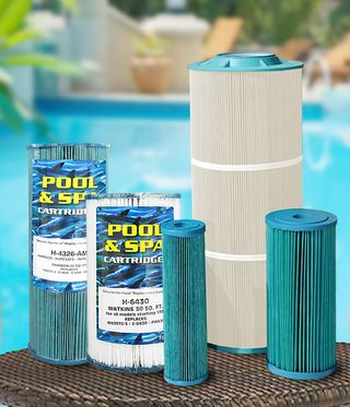 Replacement-pool-filters